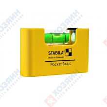 Фото уровня Stabila Pocket Electric 17773