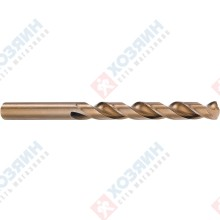 Фото сверло Keil Cobalt HSS-E DIN338 Splint Point 5,0х86 307000500