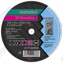 Фото Metabo SP-Novoflex 230x2.5x22,23 617169000