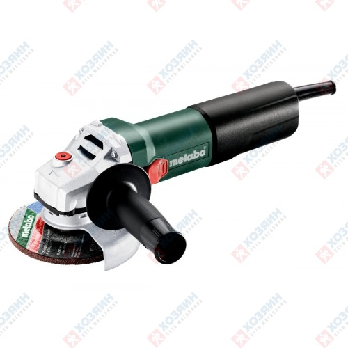 УШМ (болгарка) Metabo WEQ 1400-125 Quick 600347000 - фото